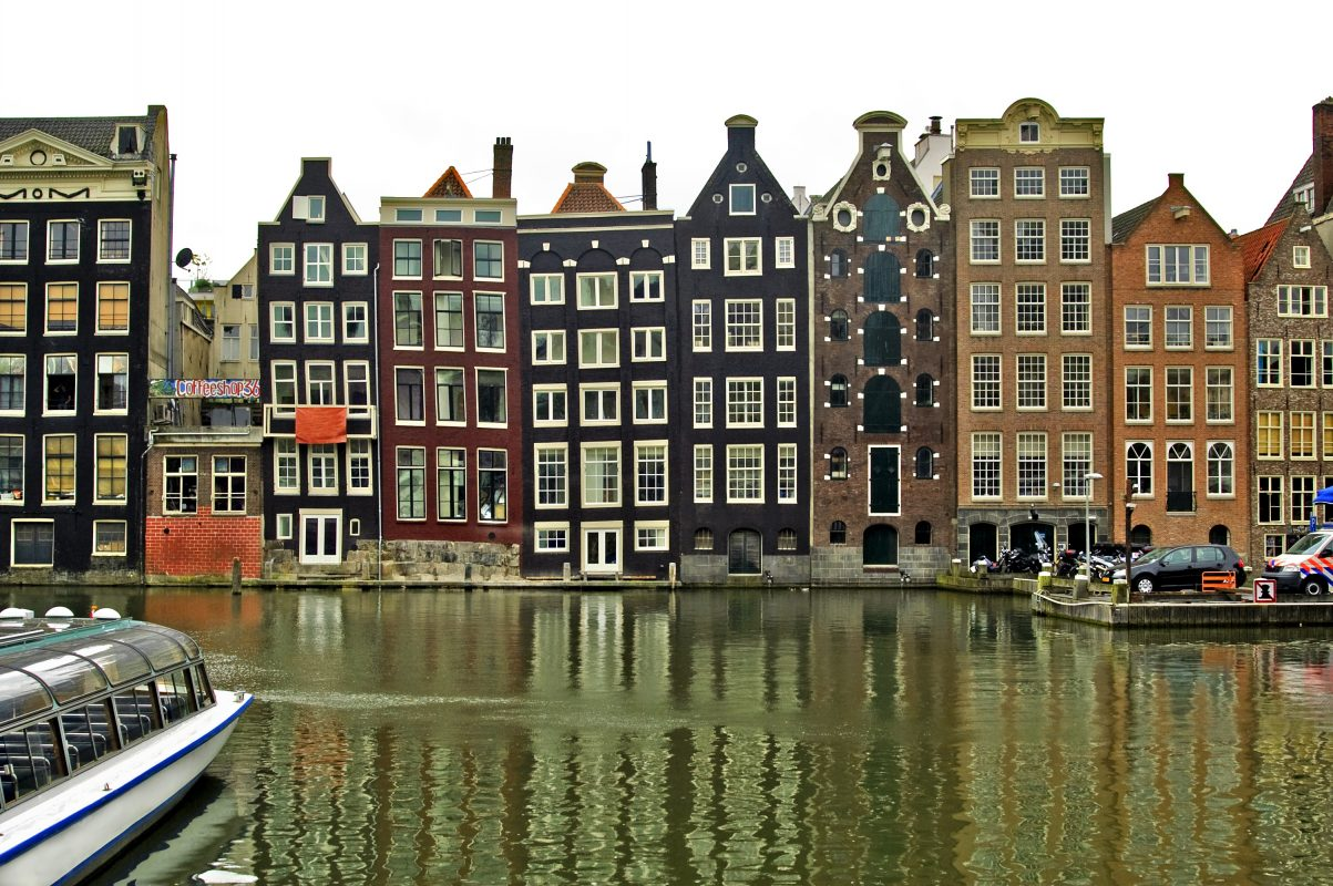 10 ways to experience Amsterdam like a local | I amsterdam