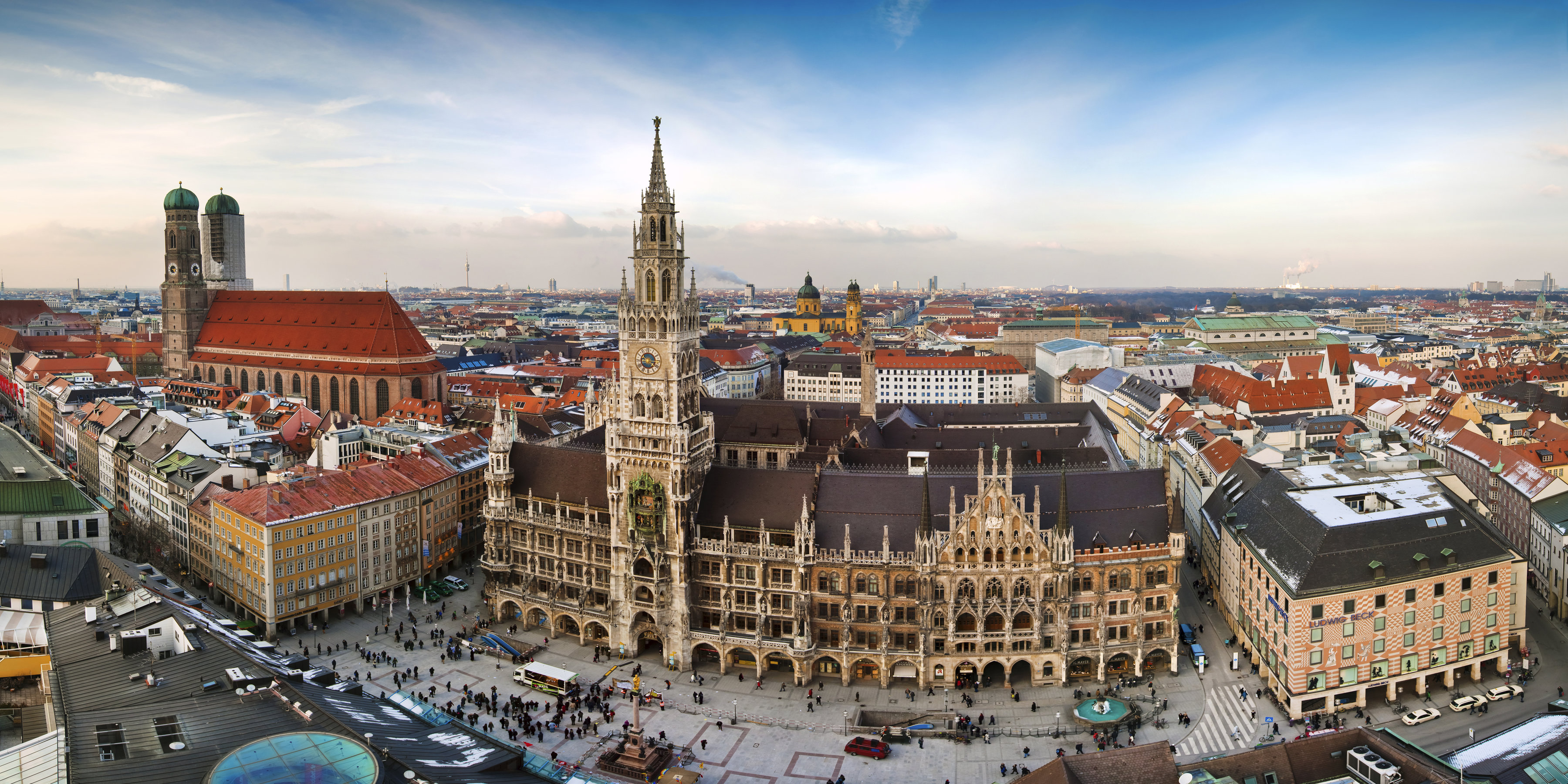 Munich: attractions, museums and parks 58