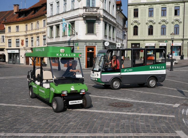 Kavalir_vehicle_in_Ljubljana