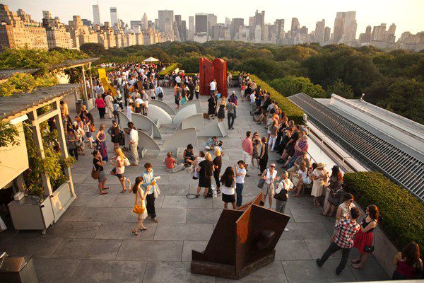 The Metropolitan Museum Roof Garden Cafe Martini Bar Nightlife Things To Do In New York Likealocal Guide