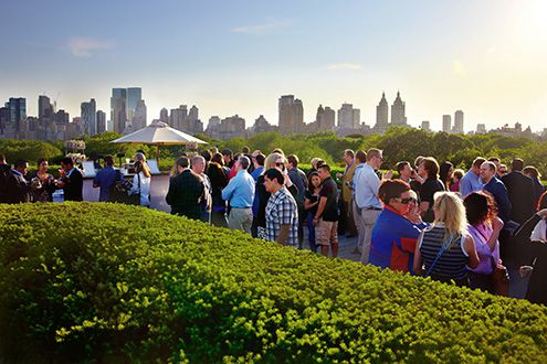 The Metropolitan Museum Roof Garden Café & Martini Bar - Nightlife & Things To Do In New York - LikeALocal Guide