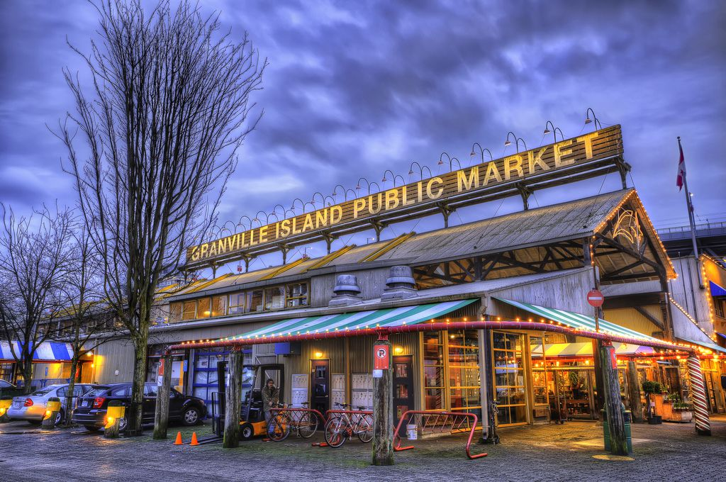 Say goodbye to Granville Islands daytime free parking